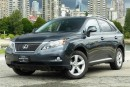 Used 2011 Lexus RX 350 6A for sale in Vancouver, BC