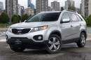 Used 2013 Kia Sorento 3.5L EX Luxury V6 AWD at *Loaded* for sale in Vancouver, BC
