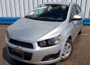 Used 2015 Chevrolet Sonic LT *HEATED SEATS-BLUETOOTH* for sale in Kitchener, ON