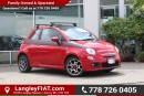 Used 2012 Fiat 500 Sport B.C OWNED for sale in Surrey, BC
