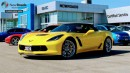 Used 2016 Chevrolet Corvette Z06, 3LZ, CONVERTIBLE, AUTO, ONE OWNER for sale in Newmarket, ON