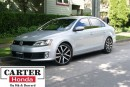 Used 2014 Volkswagen Jetta GLI + SPORT + LEATHER + TECH PACKAGE! for sale in Vancouver, BC