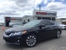 Used 2013 Honda Accord EX-L - 2 DR - NAVI - REVERSE CAM for sale in Oakville, ON