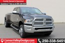 New 2017 Dodge Ram 3500 Laramie NAV, PARK ASSIST, HEATED/VENTILATED SEATS SEATS, SUNROOF, BACK UP CAMERA, BLUETOOTH, KEYLESS ENTRY, for sale in Courtenay, BC