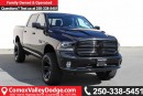 New 2017 Dodge Ram 1500 Sport HEATED SEATS/STEERING WHEEL, HEATED STEERING WHEEL, TRAILER BRAKE CONTROL for sale in Courtenay, BC