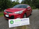 Used 2013 Hyundai Veloster Navi, 6sp, Load, Insp, Warr for sale in Surrey, BC