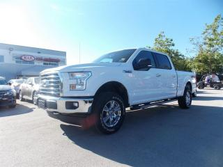 Used 2016 Ford F-150 - for sale in Quesnel, BC
