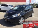 Used 2015 Nissan Versa Note SV AIR for sale in Cambridge, ON