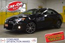 Used 2016 Toyota Corolla S LEATHER SUNROOF HEATED SEATS for sale in Ottawa, ON