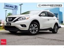Used 2016 Nissan Murano SV AWD CVT for sale in Thornhill, ON