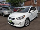 Used 2013 Hyundai Accent GLS for sale in Hamilton, ON
