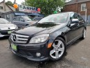 Used 2009 Mercedes-Benz C-Class C300 4MATIC for sale in Hamilton, ON