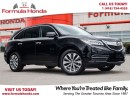 Used 2016 Acura MDX TECH PKG   MINT CONDITION   LOADED - FORMULA HONDA for sale in Scarborough, ON