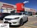 Used 2014 Honda Accord Sedan Sport, original roadsport car, excellent shape for sale in Scarborough, ON