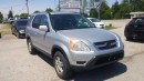 Used 2002 Honda CR-V EX w/Leather -SUNROOF for sale in Komoka, ON