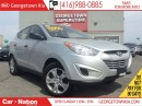 Used 2013 Hyundai Tucson GL | CLEAN CARPROOF | ONLY 66, 099KMS | for sale in Georgetown, ON
