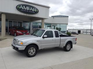 Used 2010 Ford Ranger 4X4 / Sport / NO PAYMENTS FOR 6 MONTHS for sale in Tilbury, ON