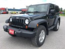 Used 2012 Jeep Wrangler Sport - Auto - A/C - Hard Top for sale in Norwood, ON