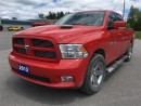 Used 2012 Dodge Ram 1500 Sport - Loaded - Sunroof - Nav for sale in Norwood, ON