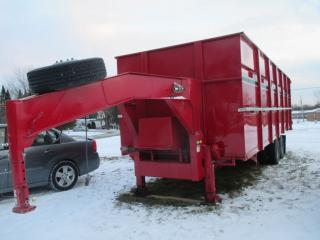 Used 2015 Custom End Dump for sale in Omemee, ON