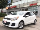 Used 2017 Kia Rio LX+ for sale in Mississauga, ON