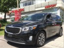 Used 2017 Kia Sedona SX+ for sale in Mississauga, ON