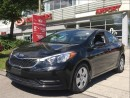 Used 2016 Kia Forte LX for sale in Mississauga, ON