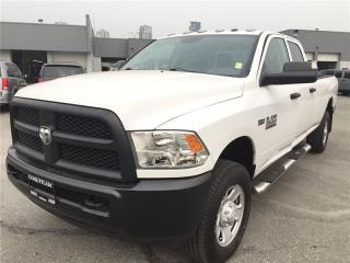 Used 2014 Dodge Ram 3500 ST for sale in Coquitlam, BC