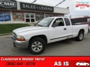 Used 2004 Dodge Dakota SLT  AS TRADED *UNCERTIFIED* for sale in St Catharines, ON