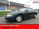 Used 1994 Ford Mustang MANUAL, V6, POWER GROUP, NEVER WINTER DRIVEN for sale in St Catharines, ON