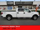 Used 2009 Ford F-150 XLT  4X4, 4.6L, SUPERCREW, POWER GROUP for sale in St Catharines, ON
