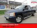 Used 2009 Chevrolet Silverado 1500 WT  LT, 5.3L, Z71-PACKAGE, POWER GROUP for sale in St Catharines, ON