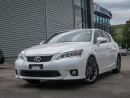 Used 2012 Lexus CT 200h CT F SPORT LOADED!!! for sale in Scarborough, ON