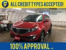 Used 2011 Kia Sportage EX W/LUXURY*AWD*LEATHER*POWER SUNROOF*HEATED/COOLED DRIVER SEAT*BACK UP CAMERA*PHONE CONNECT*ALLOYS* for sale in Cambridge, ON
