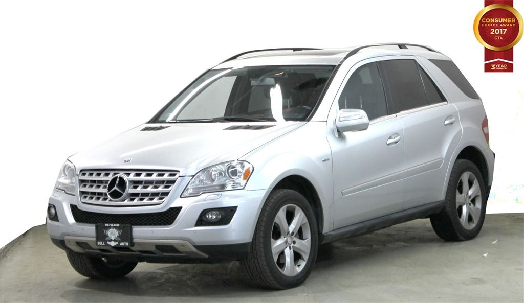 Used 2010 mercedes benz ml class ml350 bluetec 4matic for 2010 mercedes benz ml350 bluetec 4matic