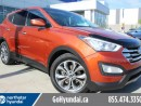 Used 2013 Hyundai Santa Fe Sport LEATHER NAV ROOF for sale in Edmonton, AB