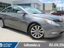 Used 2013 Hyundai Sonata 2.0T Navigation for sale in Edmonton, AB