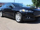 Used 2016 Ford Fusion HEATED SEATS, BACKUP CAM, ECOBOOST, USB, SIRIUS, for sale in Edmonton, AB