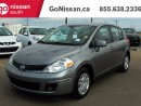 Used 2012 Nissan Versa 1.8 SL 4dr Hatchback for sale in Edmonton, AB