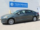 Used 2015 Ford Fusion S for sale in Edmonton, AB