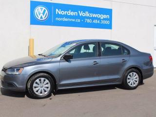 Used 2014 Volkswagen Jetta 2.0L Trendline for sale in Edmonton, AB