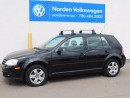 Used 2009 Volkswagen City Golf 2.0 for sale in Edmonton, AB