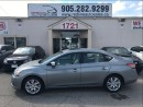 Used 2013 Nissan Sentra 1.8 SL, Leather, NAVI, WE APPROVE ALL CREDIT for sale in Mississauga, ON