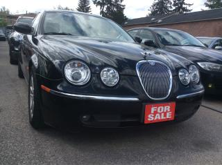 Used 2005 Jaguar S-Type 4.2 VDP Edition for sale in Scarborough, ON