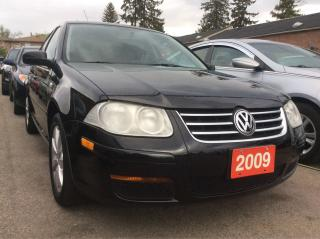 Used 2009 Volkswagen City Jetta for sale in Scarborough, ON