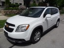 Used 2012 Chevrolet Orlando 7 PASSENGER, CERTIFIED, EXCELLENT CONDITION for sale in Etobicoke, ON