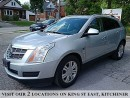 Used 2010 Cadillac SRX 3.0L V6 AWD | LUXURY | SENSORS for sale in Kitchener, ON