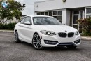 Used 2014 BMW 228i Coupe Sport Line for sale in Ottawa, ON