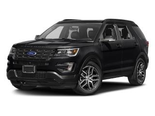 New 2017 Ford Explorer Sport 4WD for sale in Meadow Lake, SK