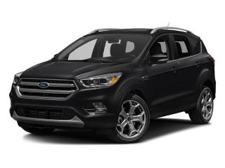 Used 2017 Ford Escape 4DR TITANIUM 4WD for sale in Meadow Lake, SK